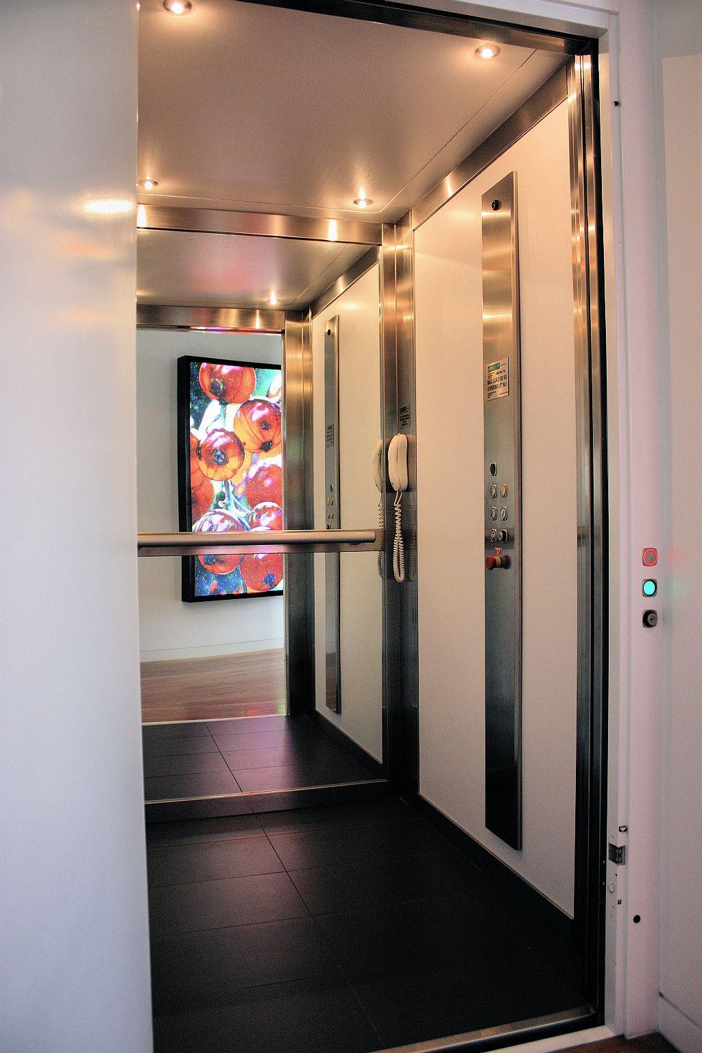 Elfolift Home Elevator Interiors Gallery Luxury Home Elevators