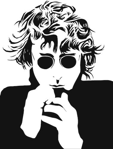 Portfolio Collection Dba Beatles Art Lennon John Lennon
