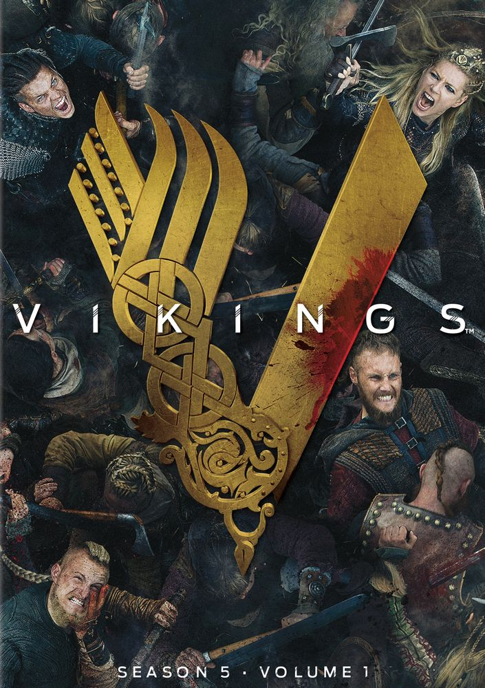 Vikings: Season 5, Vol  1 [DVD] | Products in 2019 | Vikings