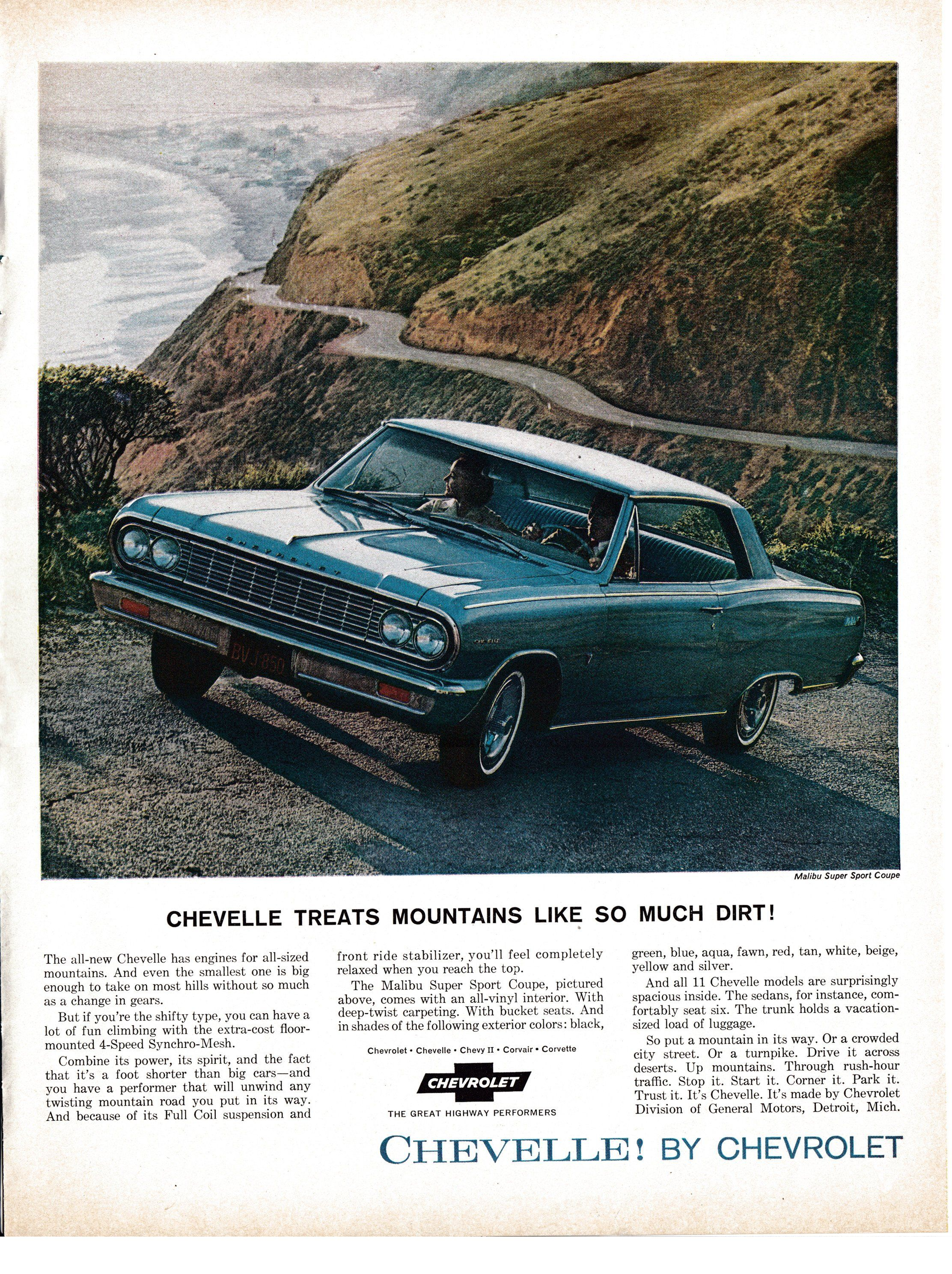 1964 Chevrolet Chevelle Malibu Super Sports Coupe Original Etsy Chevrolet Chevelle Chevrolet Chevelle Malibu Chevelle