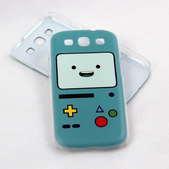 BMO case for Samsung Galaxy S3 phone  Adventure Time by GeekCovers, $10.99