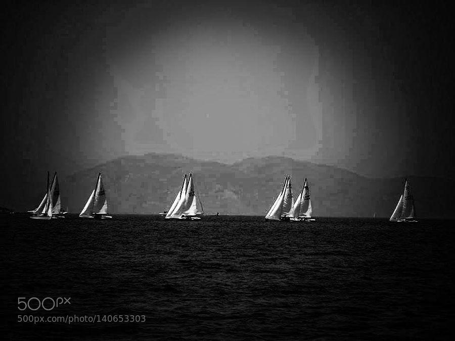 Yachting by AlexandraKera