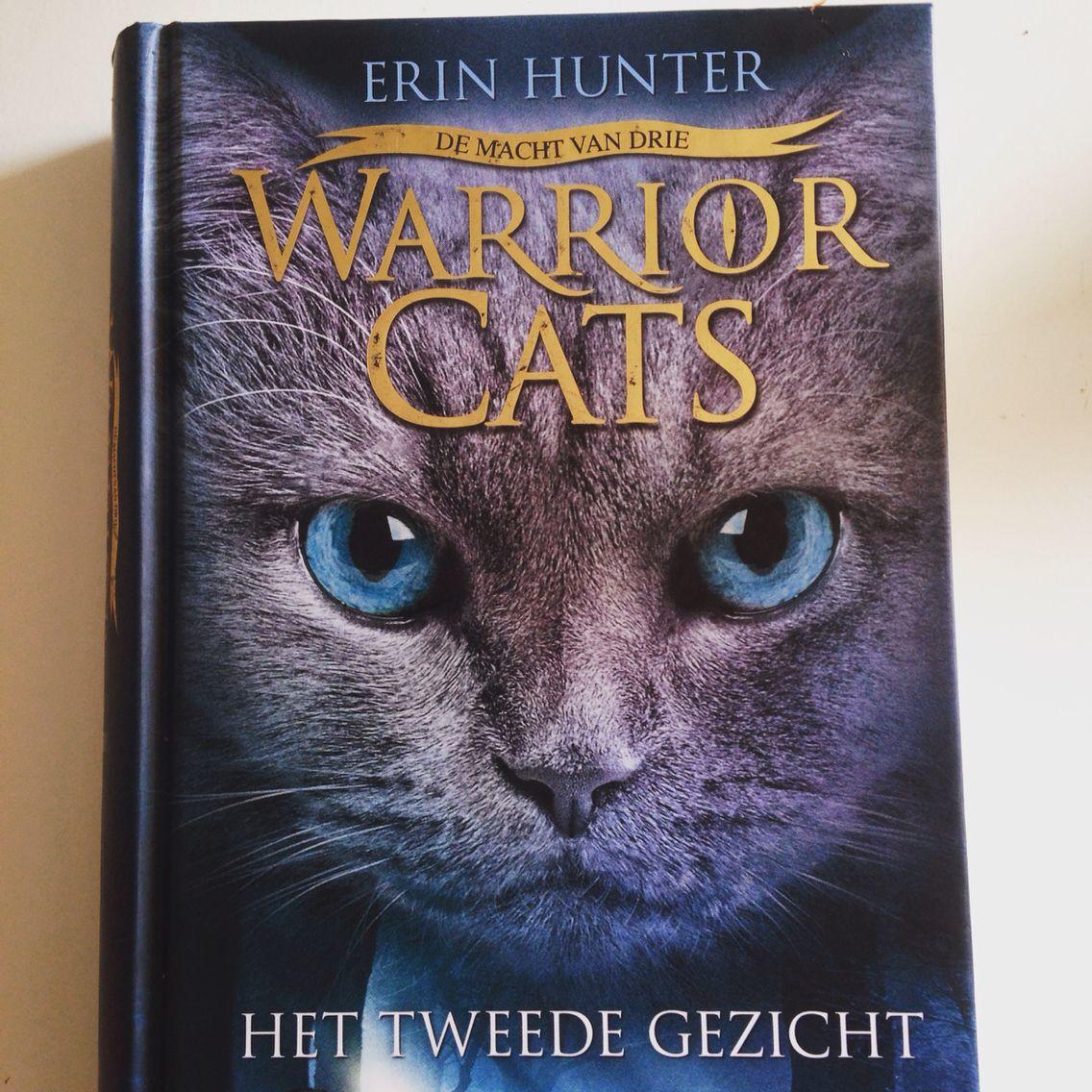 Warriors Erin Hunter Book 5: #boekperweek 48/53. Het Tweede Gezicht Van Erin Hunter