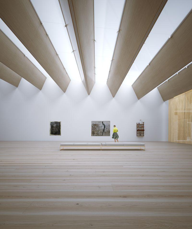 Moreau Kusunoki Architectes Wins Guggenheim Helsinki Museum Competition Architecture Lab Minimalist Architecture Interior Architecture Museum Interior