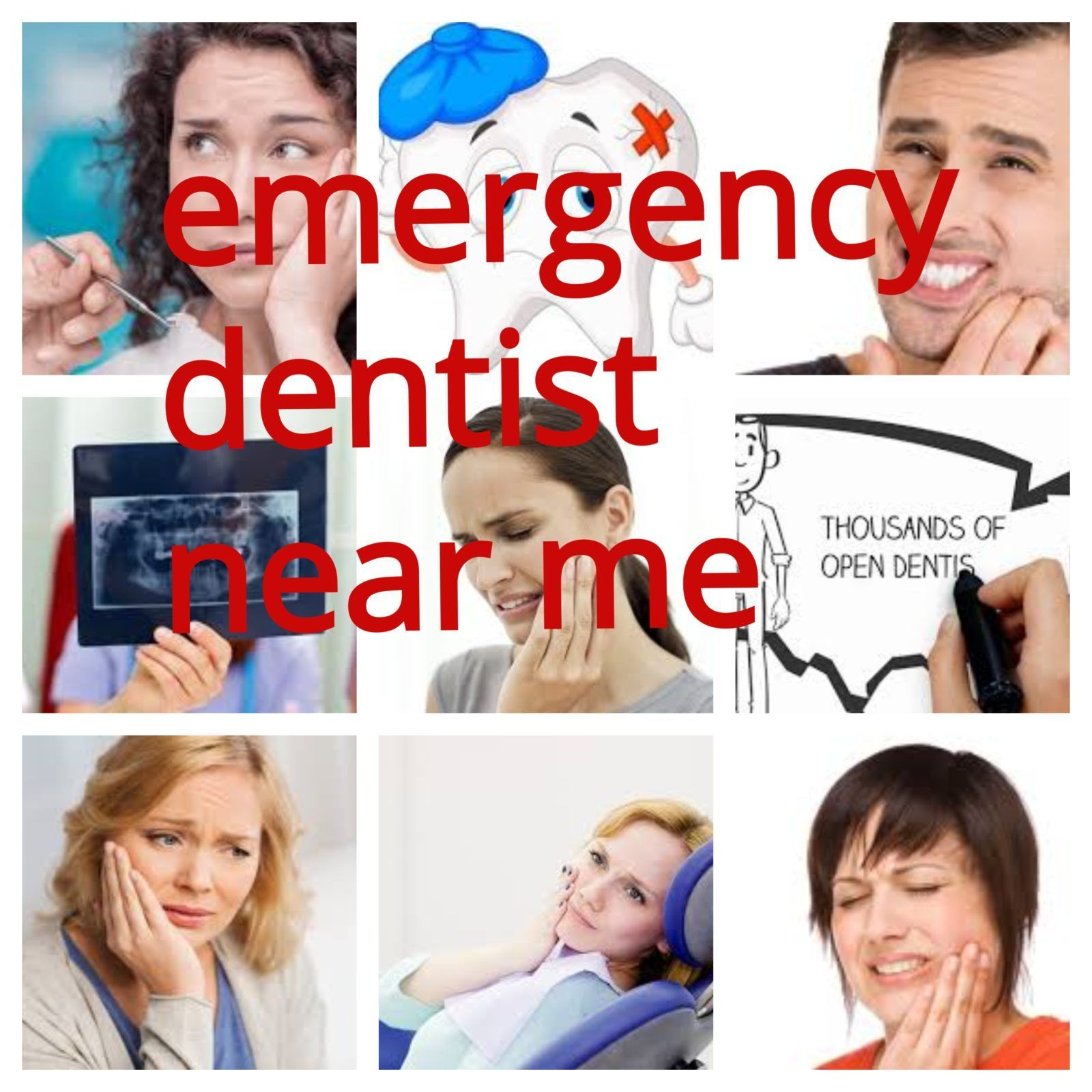 How to find the emergency dentist near me 24 hours in 2020