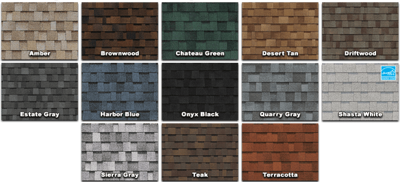 Asphalt Shingles Roofing 3 Tab Vs Architectural Shingles 2019