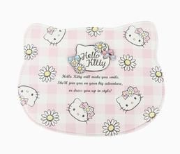 Hello Kitty Fold Out Mirror: Daisy Patch Collection
