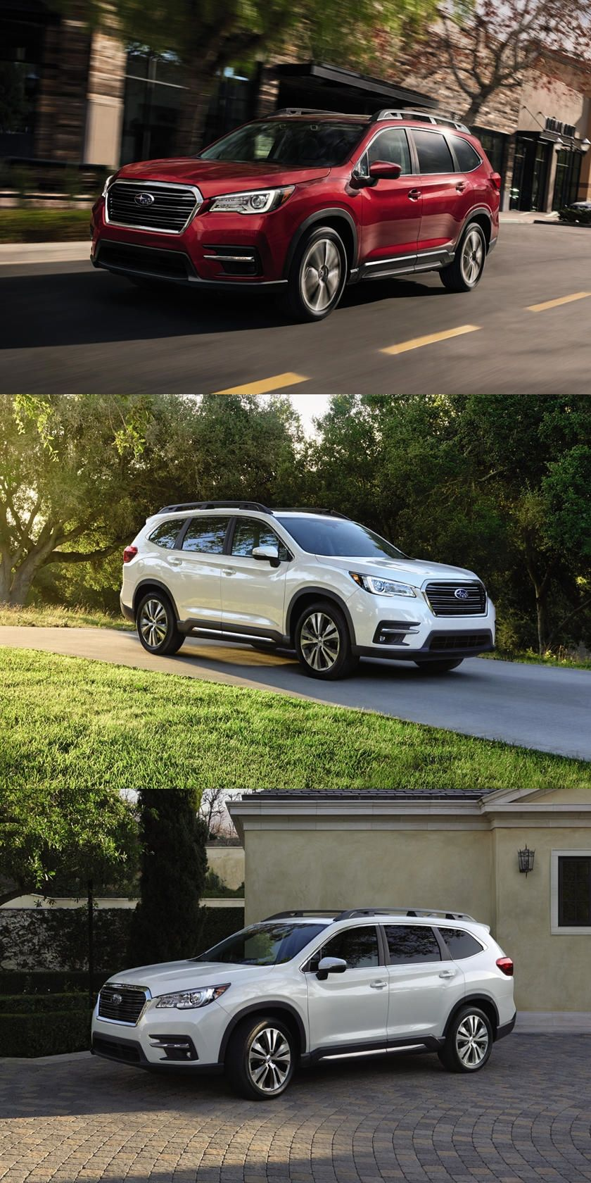 2021 Subaru Ascent Gets A Price Increase But There S A Good Reason Why In 2020 Subaru Price Increase Front View Camera