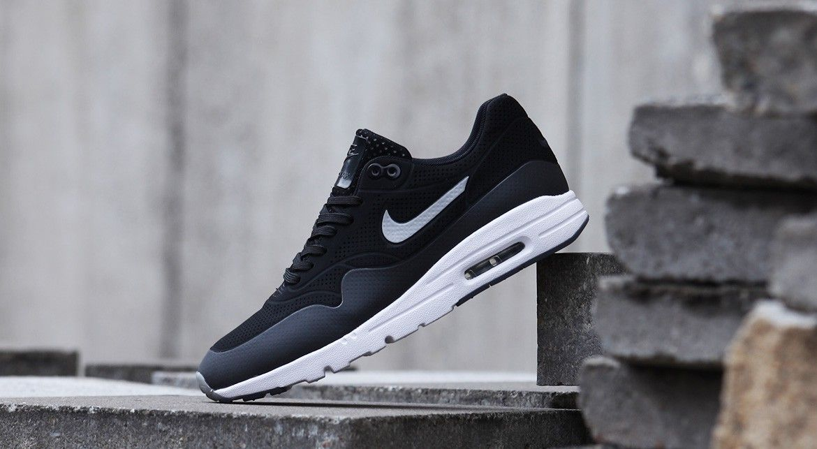 Get the Wmns Air Max 1 Ultra Moire Black Shadow from Nike for just at the Afew Store Your Sneaker Online Shop straight out of D sseldorf