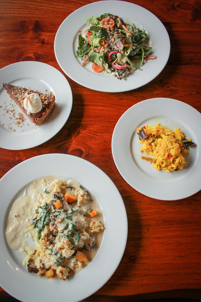 Vegan Restaurants In Portland Harvest At The Bindery