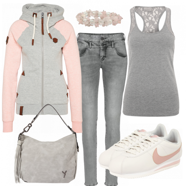Sweatjacke von naketano. | Cute outfits, Fashion, Outfits