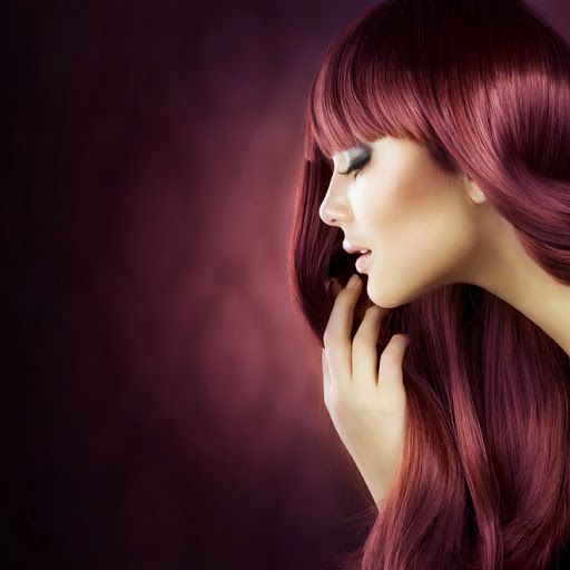 Who says no for this beautiful Meron shade color hair extensions?