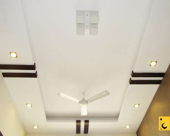 False Celing Design Ideas Wood Accents False Ceiling Design