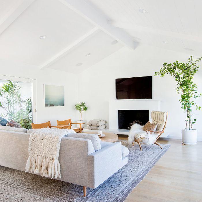Gift Guide | Mid century living room, Mid century modern living ...