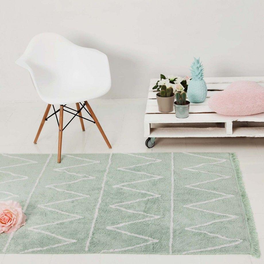 Minimalistische KinderzimmerTeppiche Teppich