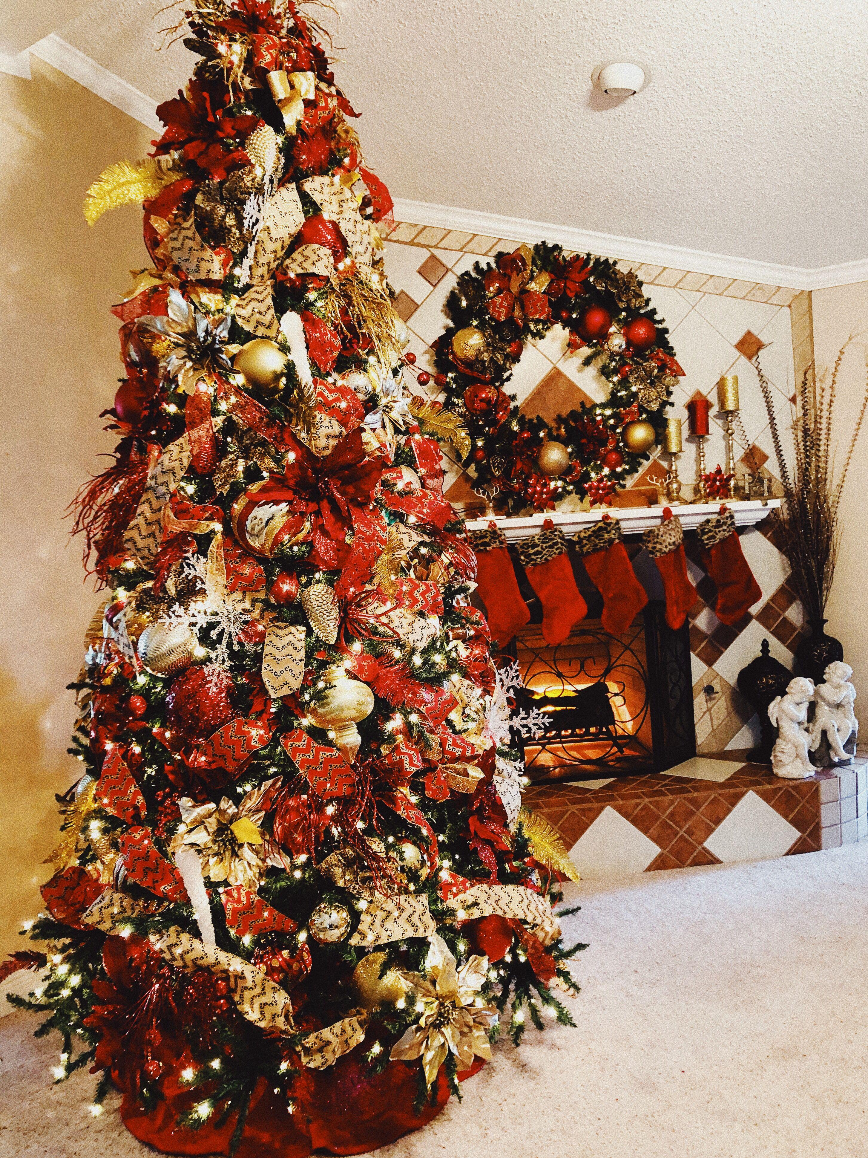 Christmas Tree Christmas Tree Christmas Decorations Tree