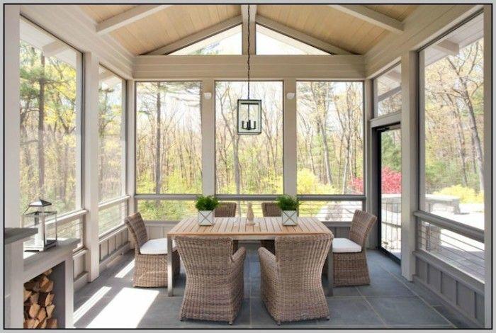 Enclosed Patio Ideas On A Budget Patio Design Patio Ceiling
