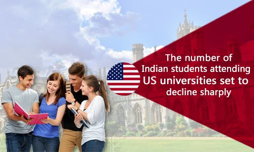 The Number Of Indian Students Attending Us Universities Set To