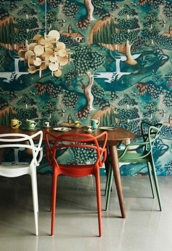 Les chaises de salle à manger - 60 idées - Archzinefr lamps