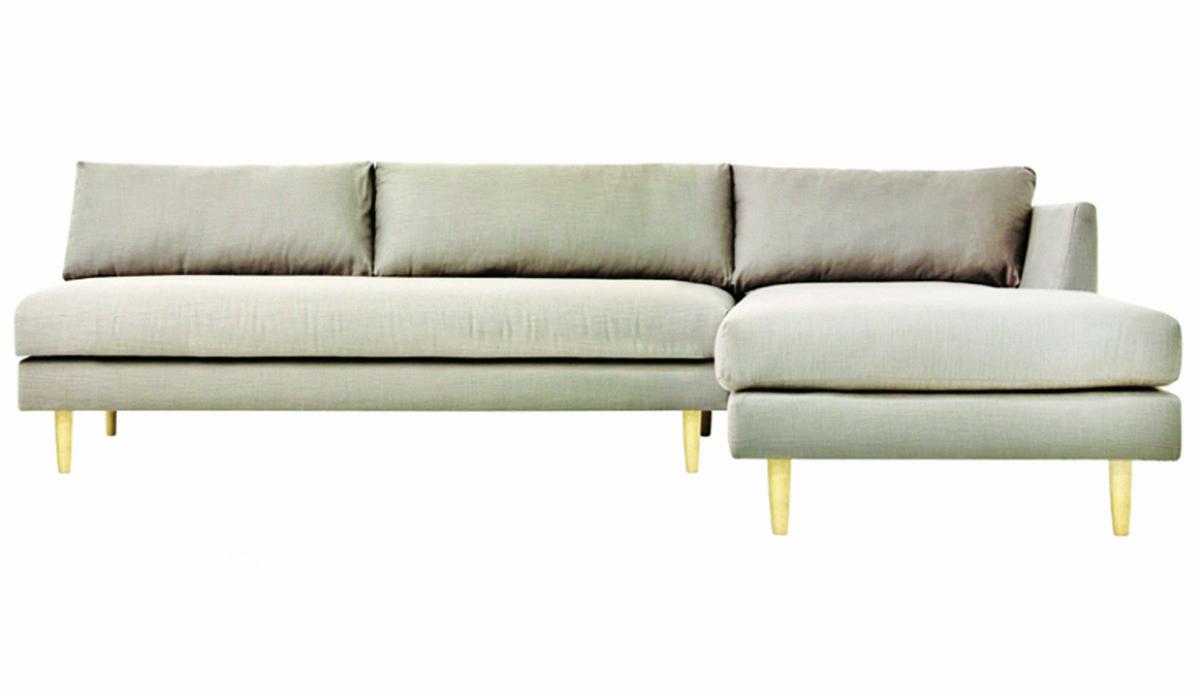 Fantastic Large Modern Corner Sofa With Wooden Legs Perfect For Modern Interiors Corner Sofa Sofa Modern Interior