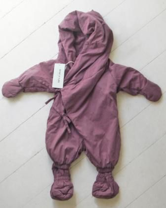 Neue Mode Winteranzug Baby 56 Baby