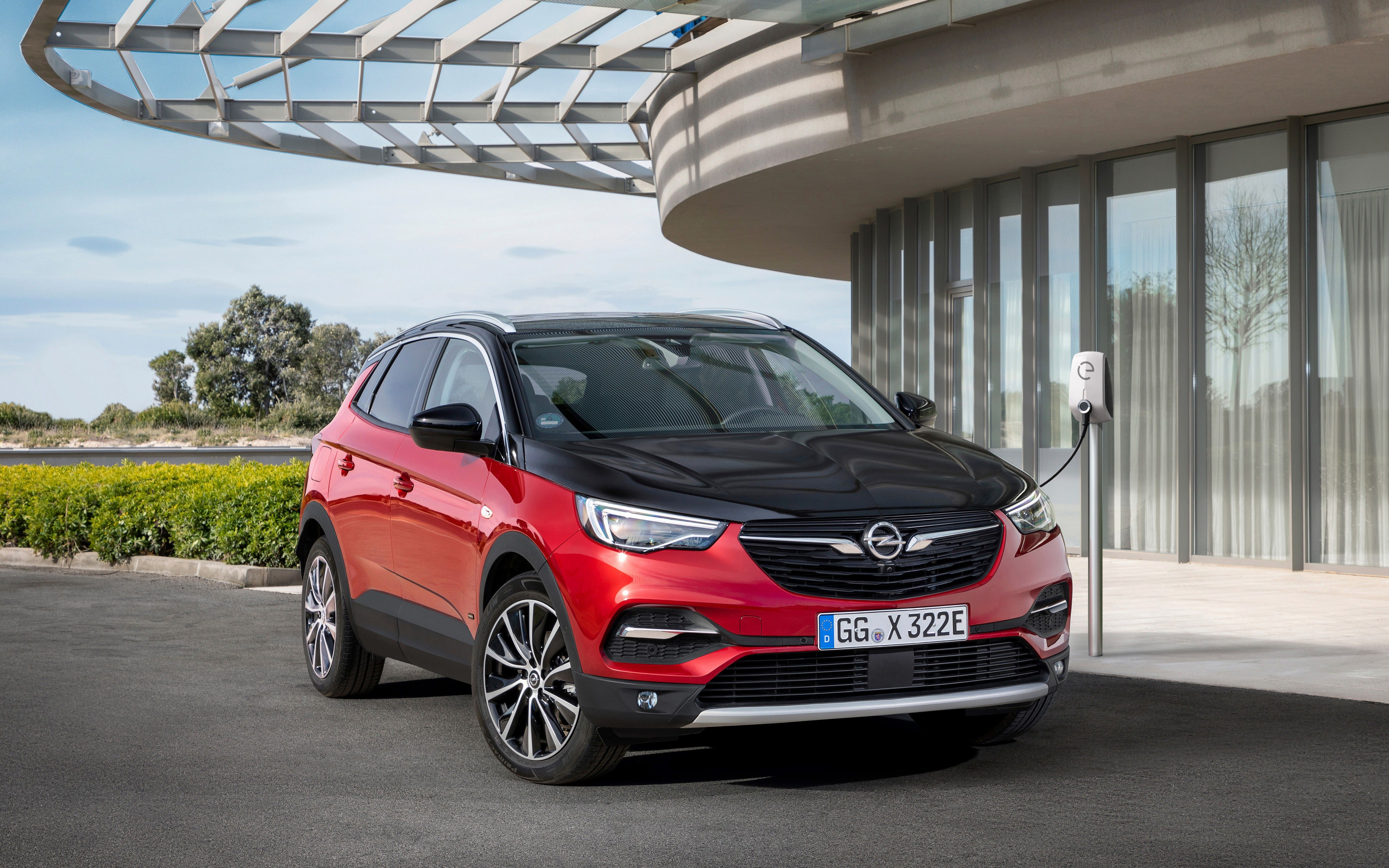 2020 Opel Crossland X Hybrid Car Vauxhall Opel