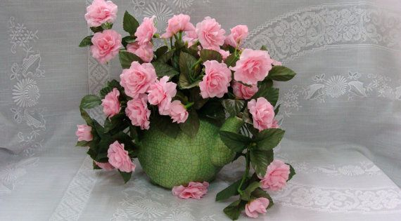 Tea pot silk flower centerpiece pink roses lime green silk flowers tea pot silk flower centerpiece pink roses lime green mightylinksfo Images
