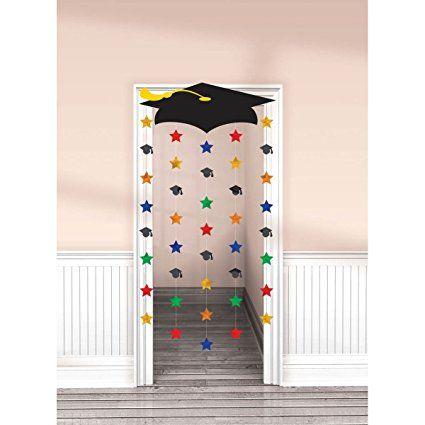 Amscan - Decorazioni per porta b8240e89c98a