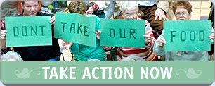 Hunger Task Force: Take Action Now