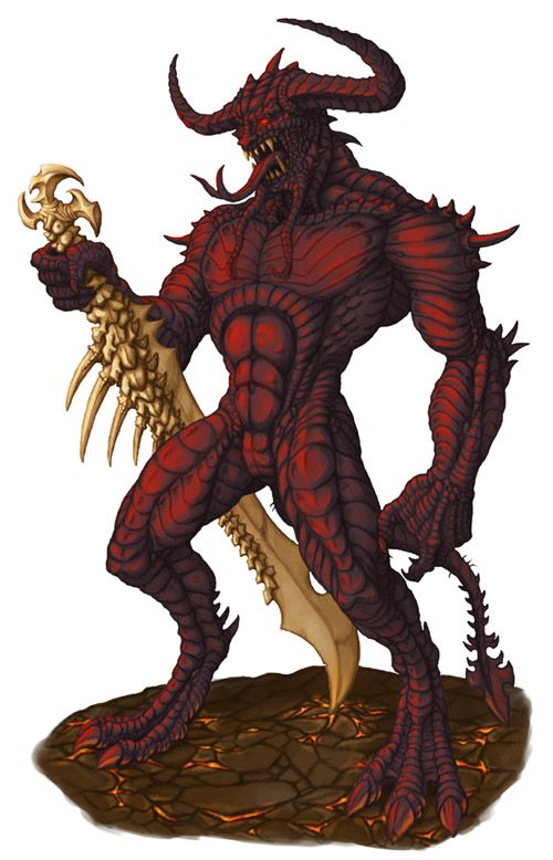 Ds Monsters Infernal By Willowwisp On Deviantart Monster Fantasy Monster Deviantart