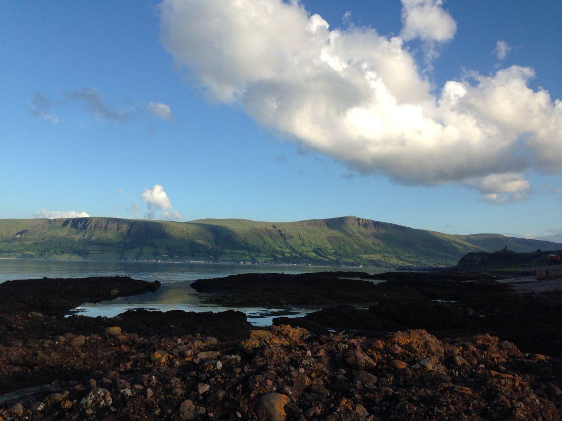 The beautiful North Coast of Northern Ireland #GodMadeIt