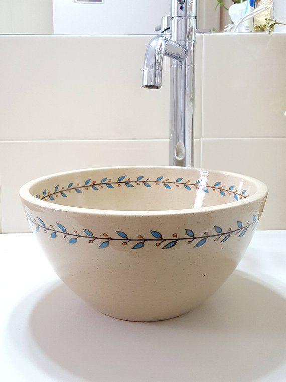 Sink, Bathroom Sink, White Ceramic Sink, Vessel Sink, Farmhouse Sink