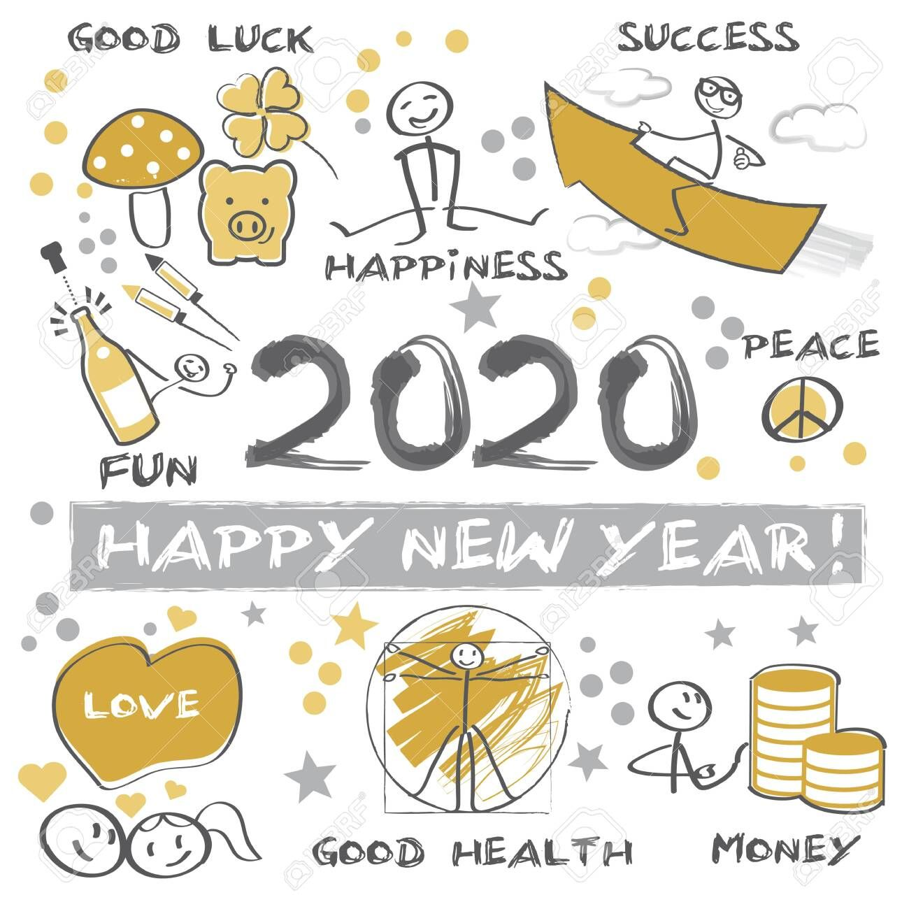 {Free*} Happy New Year 2021 Wallpapers HD Download For