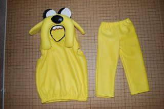 A Patchwork World How To Make A Jake From Adventure Time Costume Adventure Time Costume Family Costumes Couples Costumes