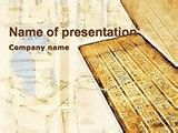 History Of Egypt Powerpoint Template Can Be Used Of Presentation