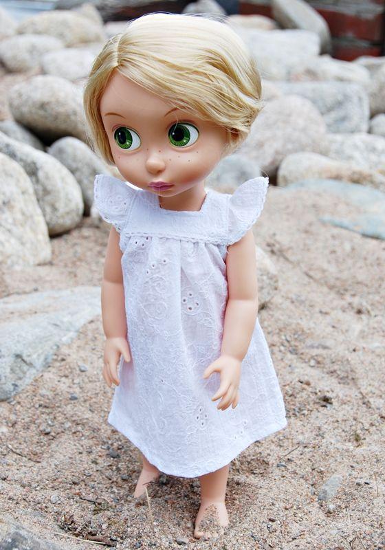 Mekkotehdas: Disney Animator -nuken mekkokaava