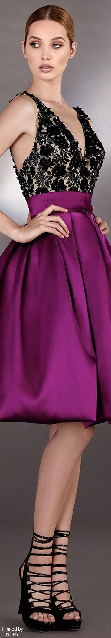 Hannibal Laguna Atelier Fiesta Collection 2017 | Vestido coctel ...