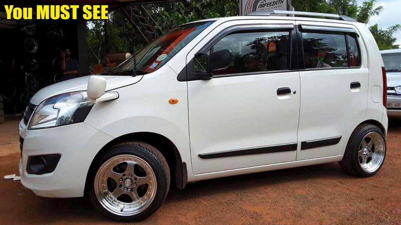 Modified Maruti Suzuki Wagon R Modifications You MUST