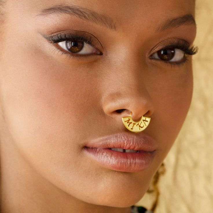 Details about  /False Piercing Septum Beads