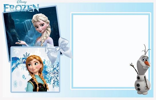 Free Disney Frozen Birthday Invitations ~ Conv frozen places to visit