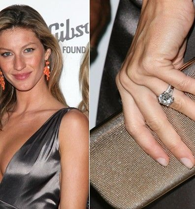Gisele Bundchen S Ring From Tom Brady