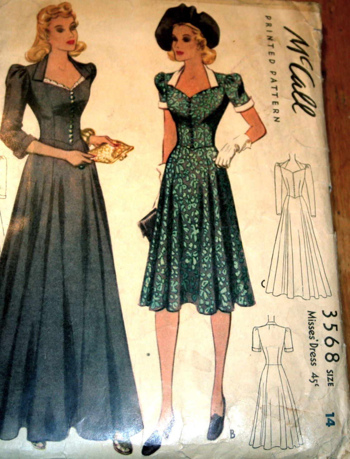 Mccall missesu dress outfit inspiration pinterest