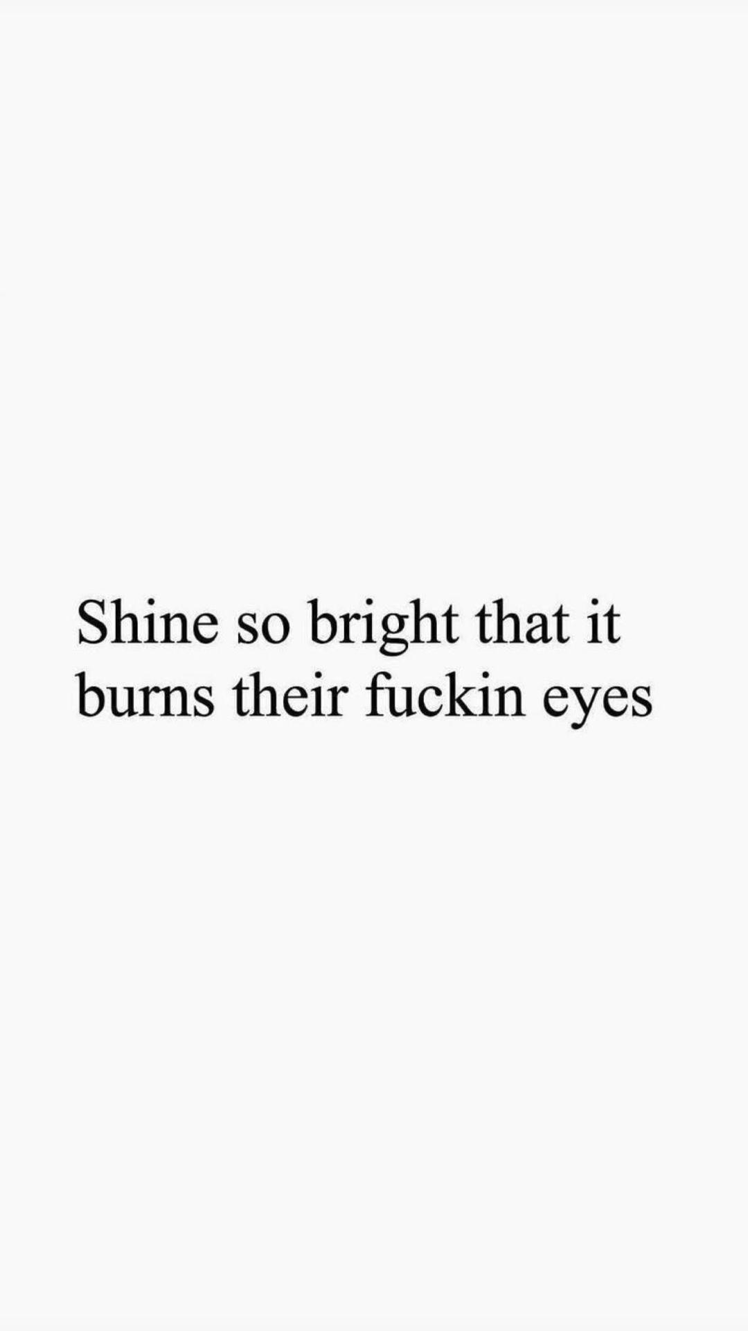 Just a little reminder 😉