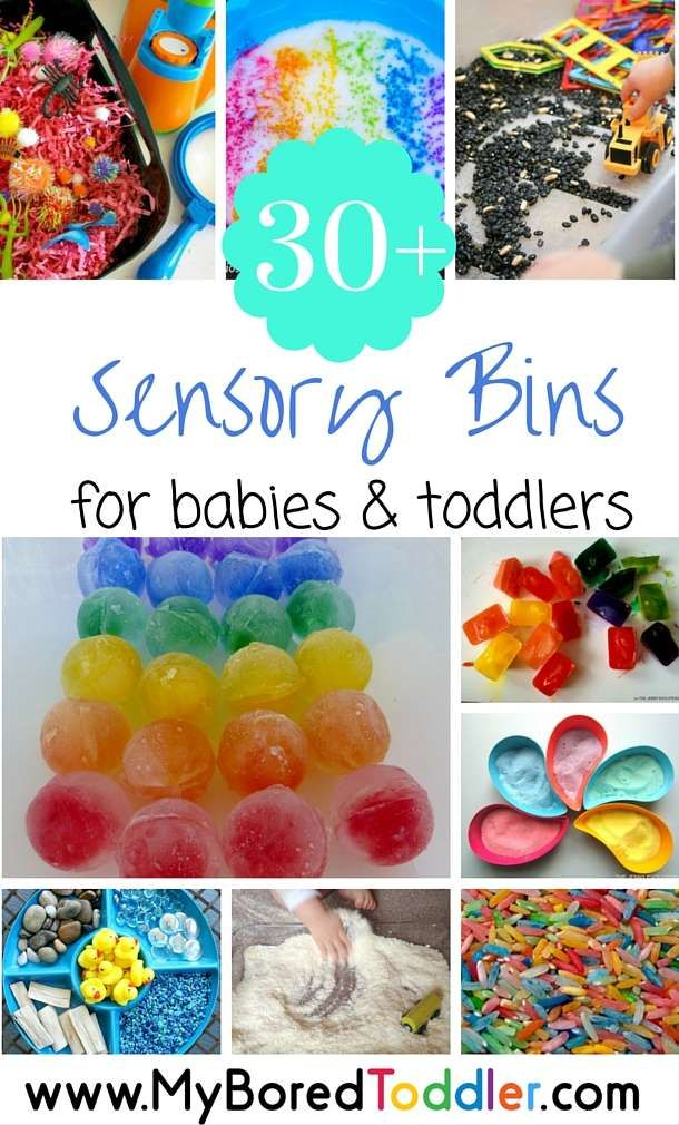 sensory activities Exploring their senses is what young kids do, its especially great for babies and toddlers but don't stop at just touch don't forget to explore sense of taste, sound, sight and smell.