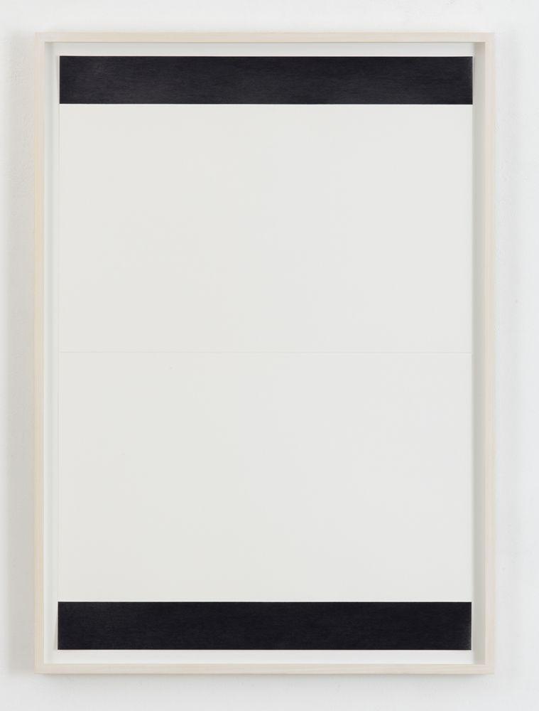 Frank Gerritz, The Definition of Space, 2014, Bleistift auf Papier, 2-teilig, jeweils 42 x 58,8 cm