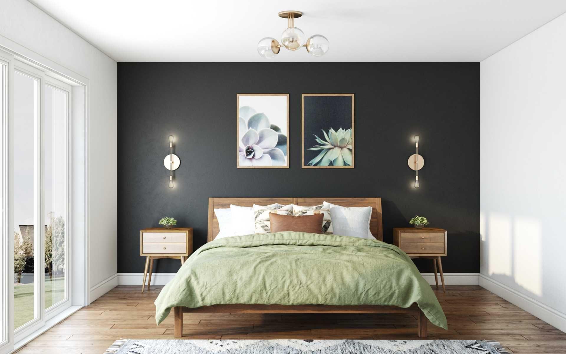 Bedroom Design By Havenly Interior Designer Miranda In 2021 Interior Design Bedroom Design Interior