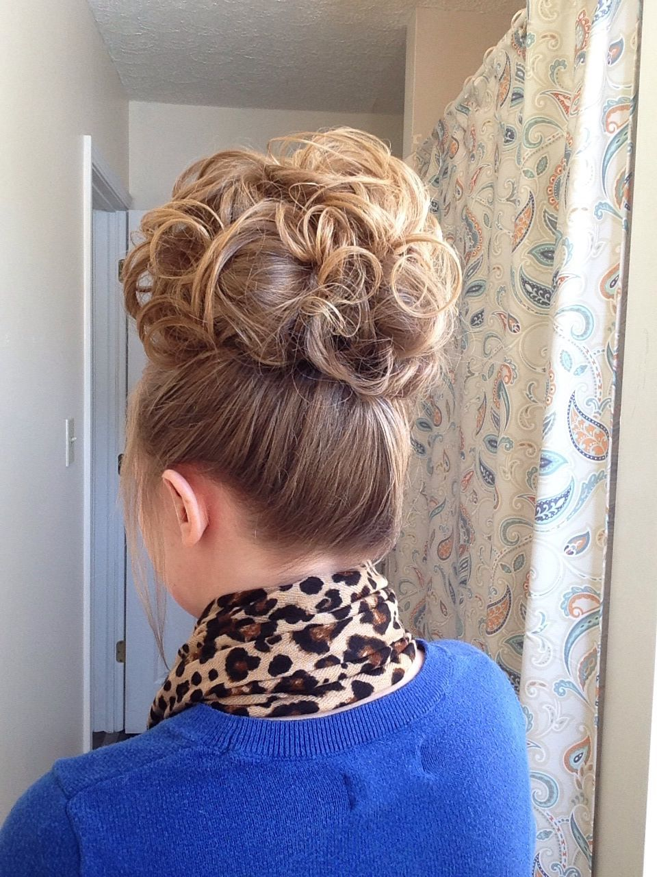 Ha Hair Accessories For Apostolic Long Hair - A little smaller see more sunday night hair
