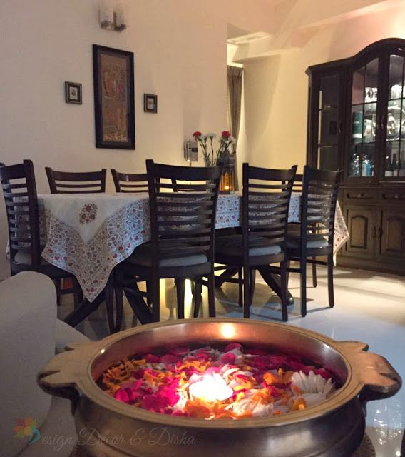Indian Home Decor Dining Decor Indian Home Interior Dinning