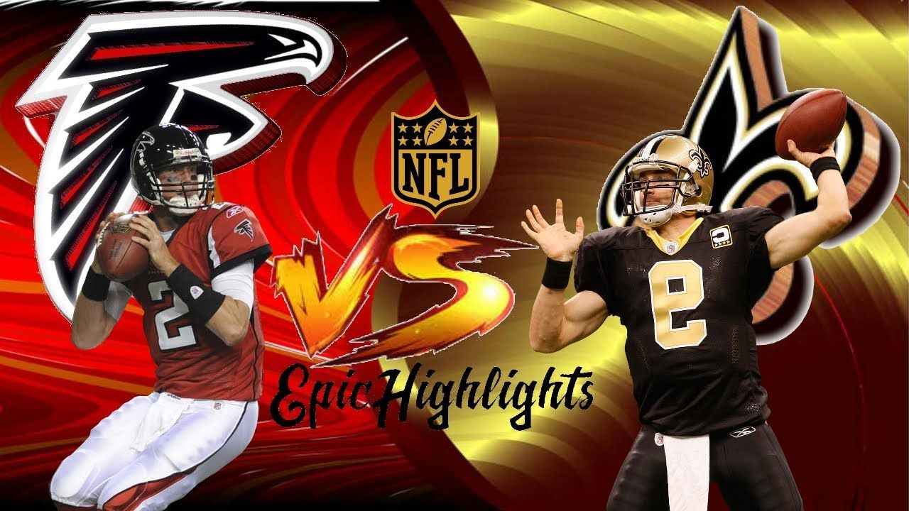 Saints Vs Falcons Nfl Week 3 Saints Vs Nfl Week Falcons