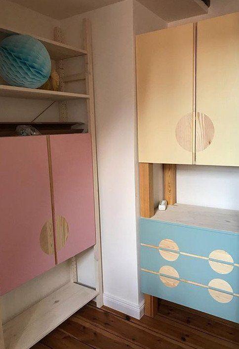 Latest Photo IKEA IVAR hack the wooden shelf in the